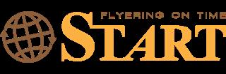 Logo start volantinaggio